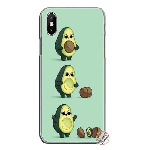Avocute (Apple iPhone)-for iPhone 7 Plus-Avocado Design Store
