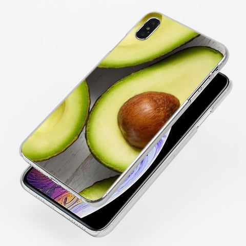 Avocado Zoom (Apple iPhone)-for iPhone X-Avocado Design Store