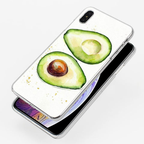 My Better Half (Apple iPhone)-for iPhone X-Avocado Design Store