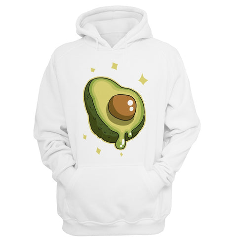 Brilliant Avocado Hoodie-XS-Avocado Design Store
