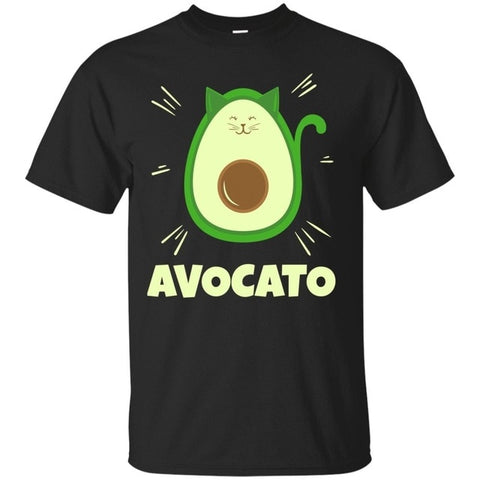 Avocato Cats Lover Shirt-Black-S-Avocado Design Store