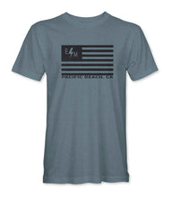 Load image into Gallery viewer, American Dream TShirt (Grey Triblend)