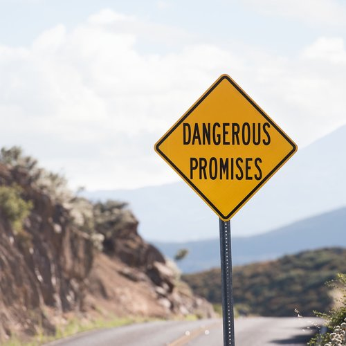 DANGEROUS PROMISES (CD)