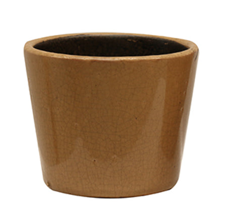 Caramel Planter  Medium