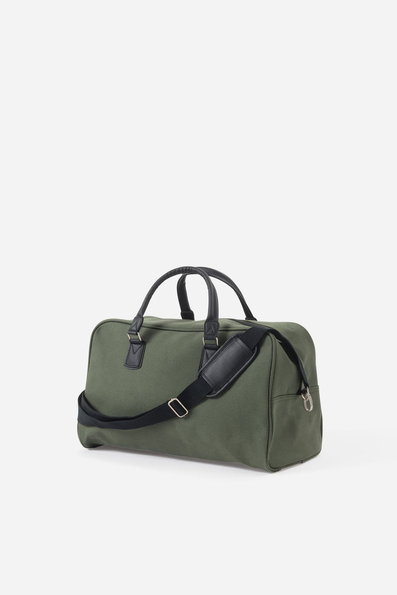 Canvas Travel Bag Olive