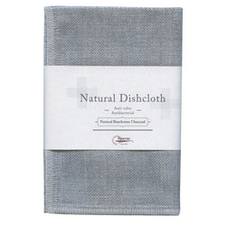 Natural Dishcloth - Natural Binchotan Charcoal