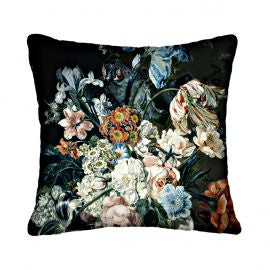 Blooming Bouquet Square Cushion
