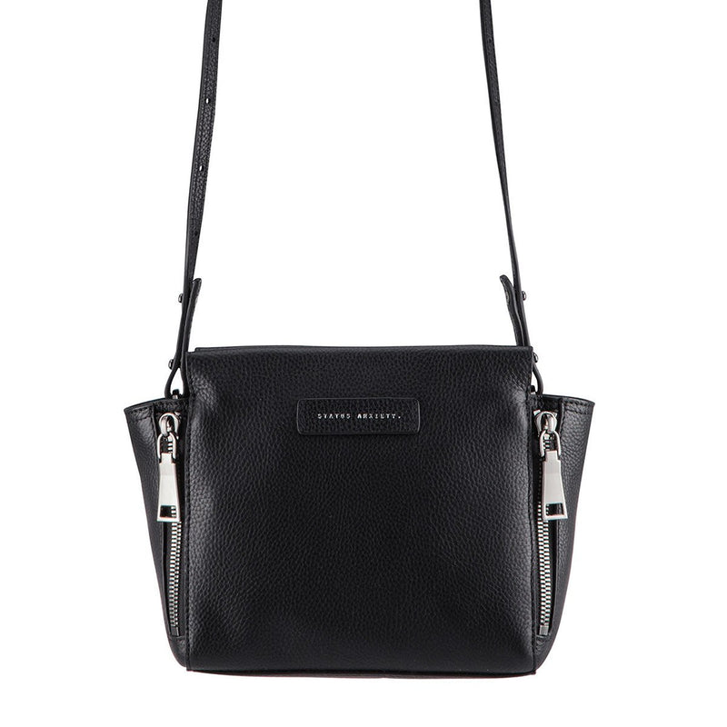 The Ascendants Bag Black Pebble