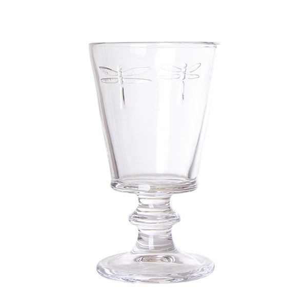 Dragonfly Wine Goblet Set/4