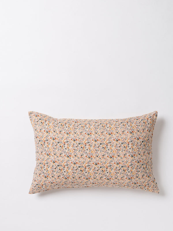 Wildflower Linen Pillowcase PR Multi