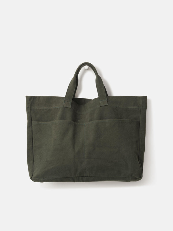 Oversized Carryall Bag Nori