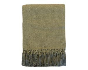 Rhapsody Throw - Muted Sage