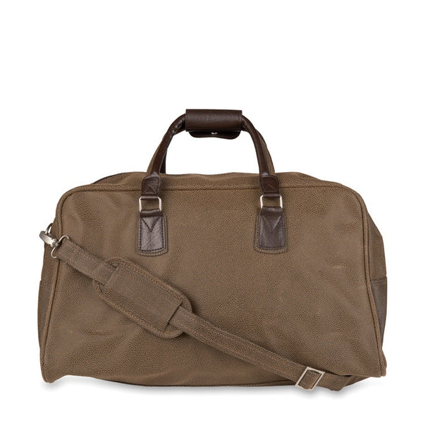 Angola Travel Bag Brown