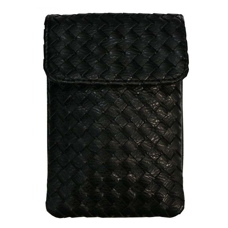 Weave Bag Black