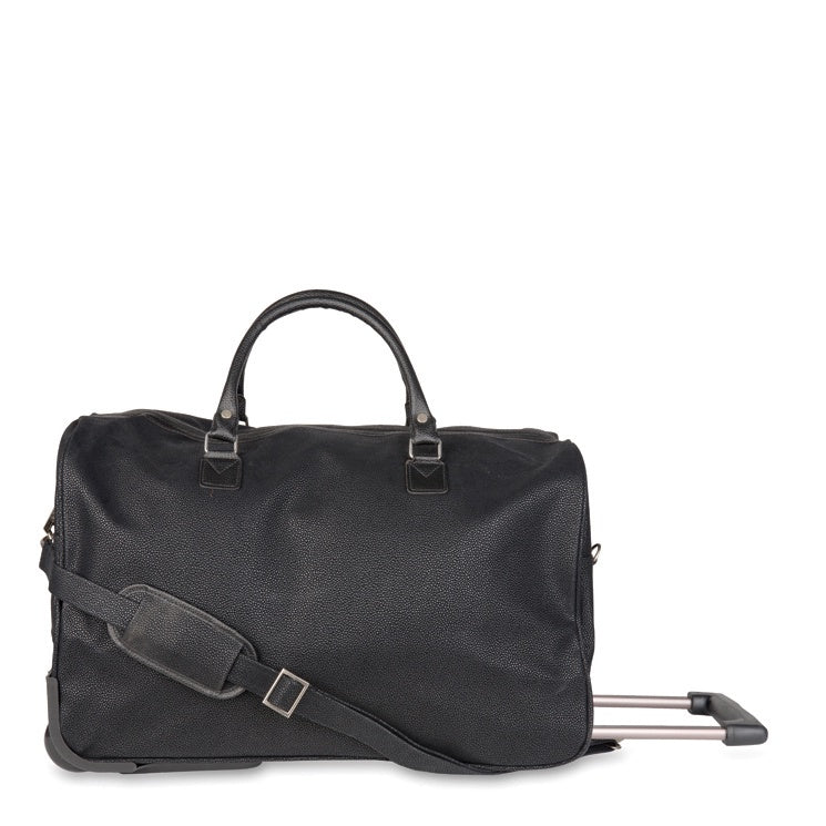 Angola Trolley Bag Black