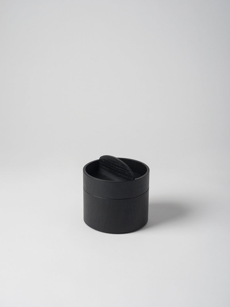 Gaussian 2 Tier Vessel Black S