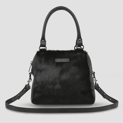 Last Mountains Bag - Black Fur
