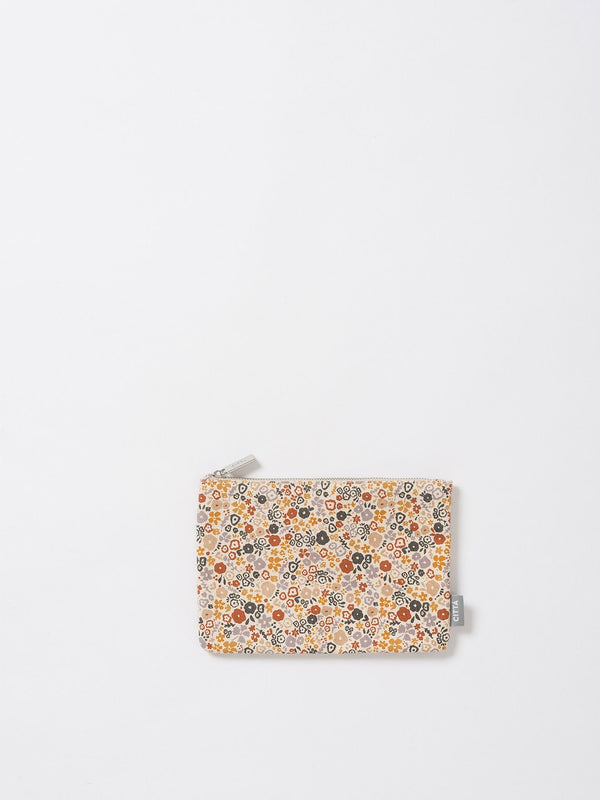 Wildflower Flat Purse Multi