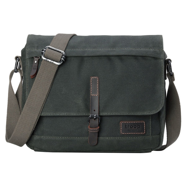 Nomad Small Satchel - Dark Green