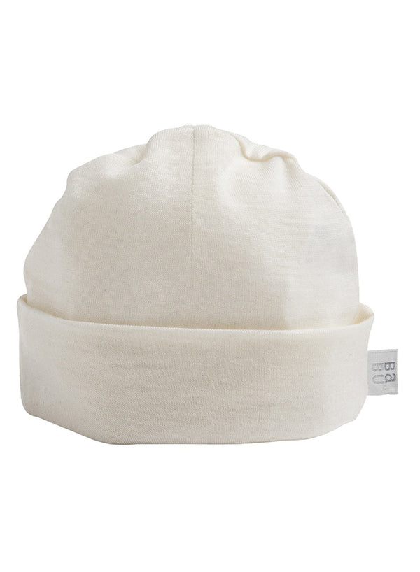 Merino Hat Cream 0-3M