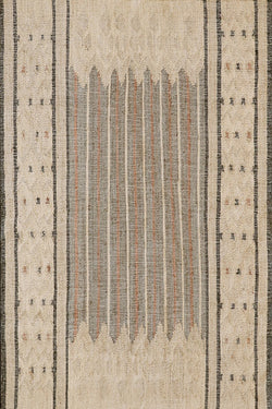 Terra Jute Floor Rug Natural/Multi 160x230cm