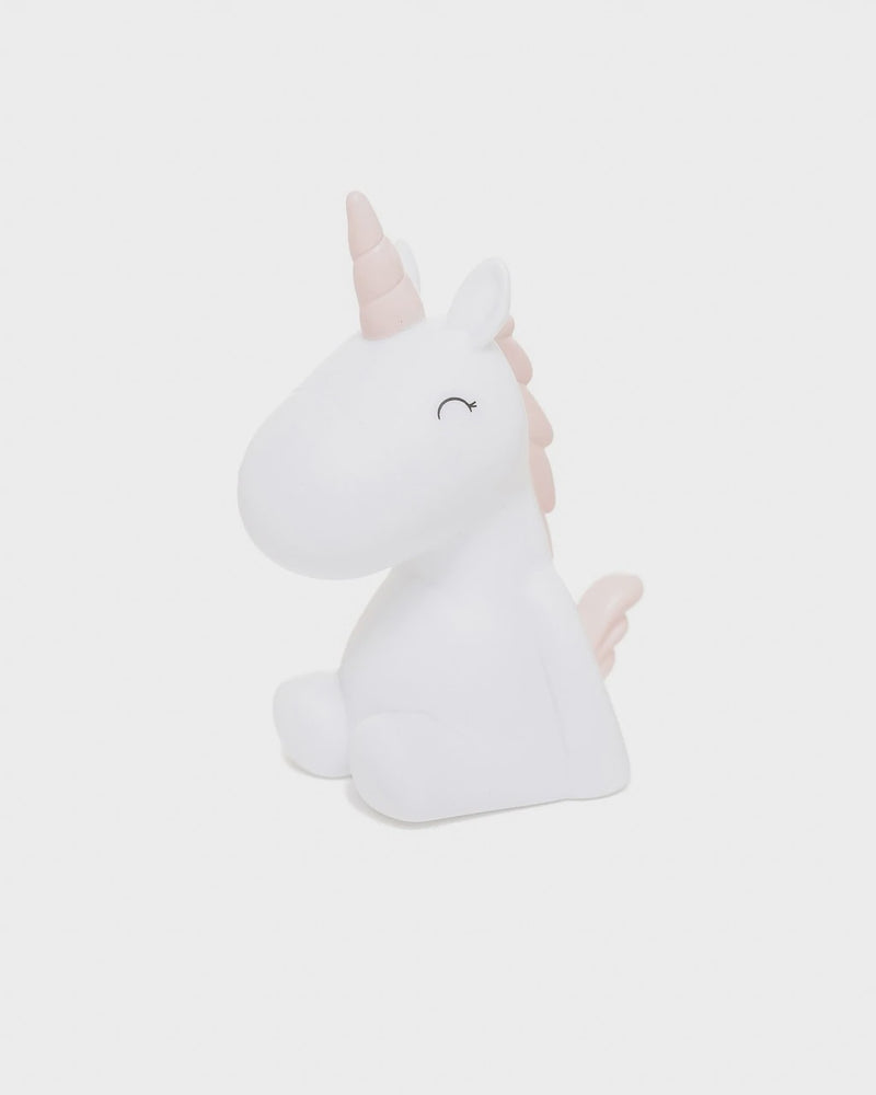 Pink Baby Unicorn Mini Light