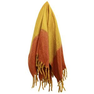 Albin Rustic Striped Throw