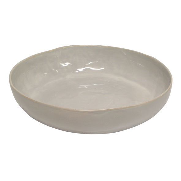 Franco Rustic White Large Bowl