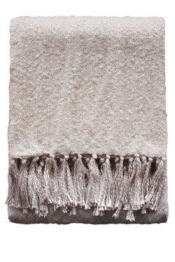 Rhapsody Acrylic Throw - Sand