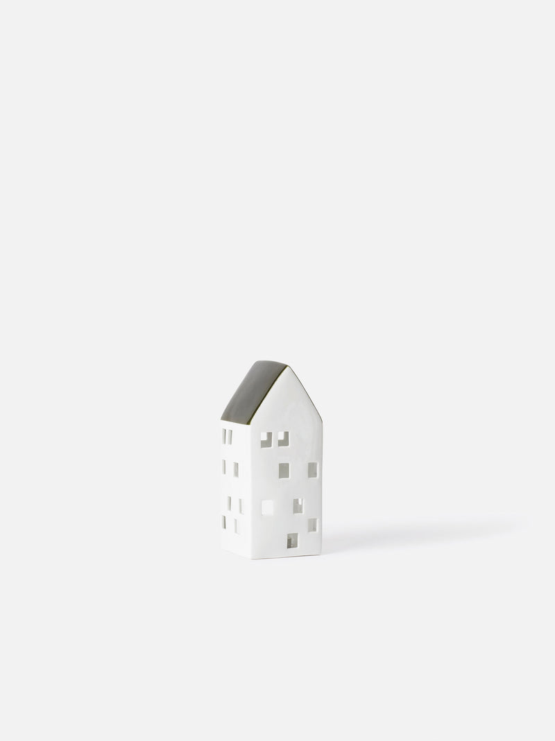 Glazed Porcelain House Nikau