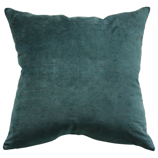 Majestic Cushion with Feather Inner - Pine 50cm