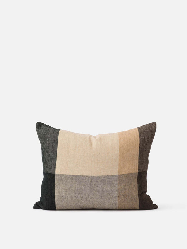 Morandi Handwoven Linen Cushion Cover Multi