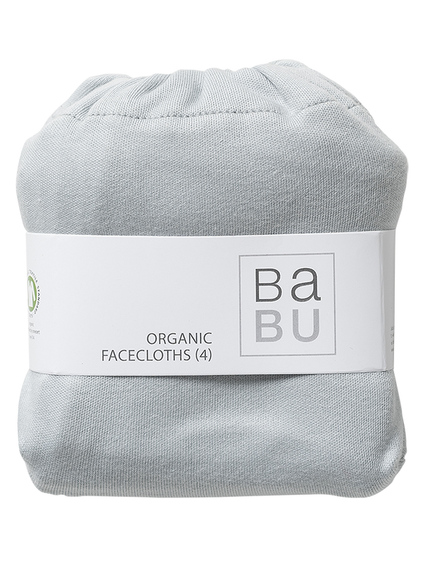 Organic Face Cloth Coastal