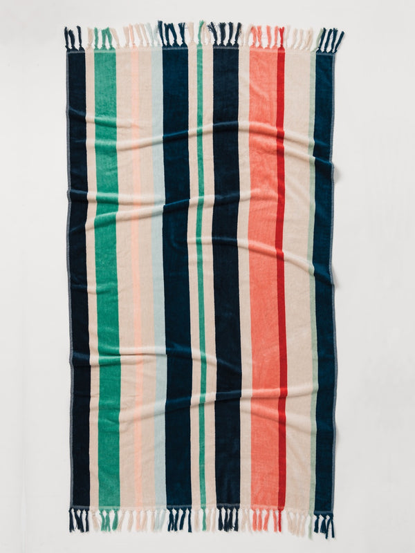 Moorea Beach Towel Multi