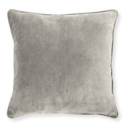 Velvet Taupe Cushion