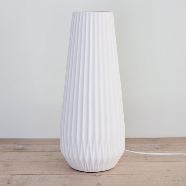 Geometric Table Lamp Large