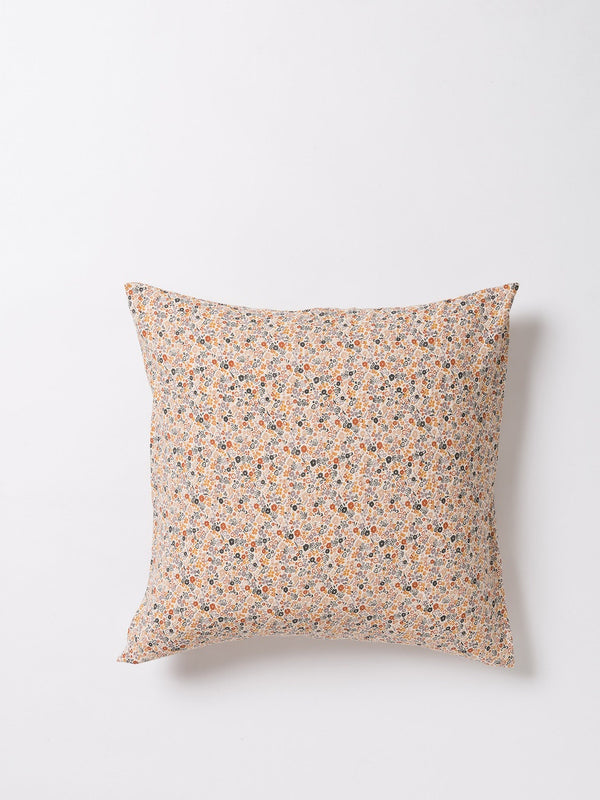Wildflower Linen Euro Pillowcase Multi