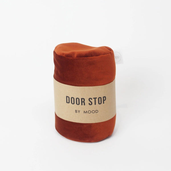 Door Stop - Velvet Copper
