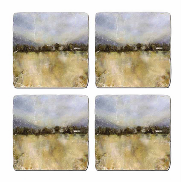 Harvest Coaster Set/4