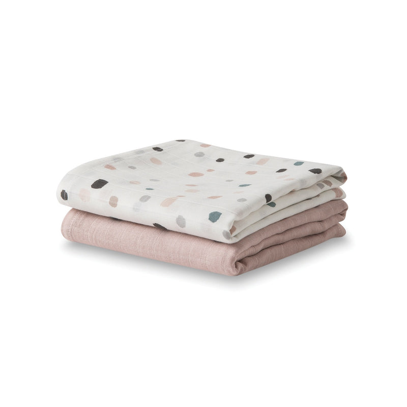 Floret Organic Cotton Muslin Wrap
