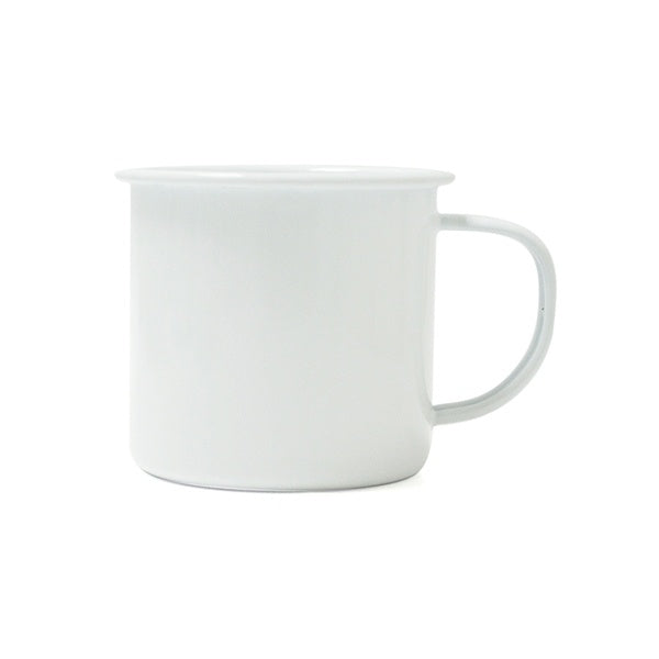 Enamel Mug 500mls White