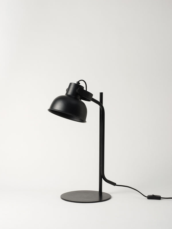 Shift Table Lamp Matte Black