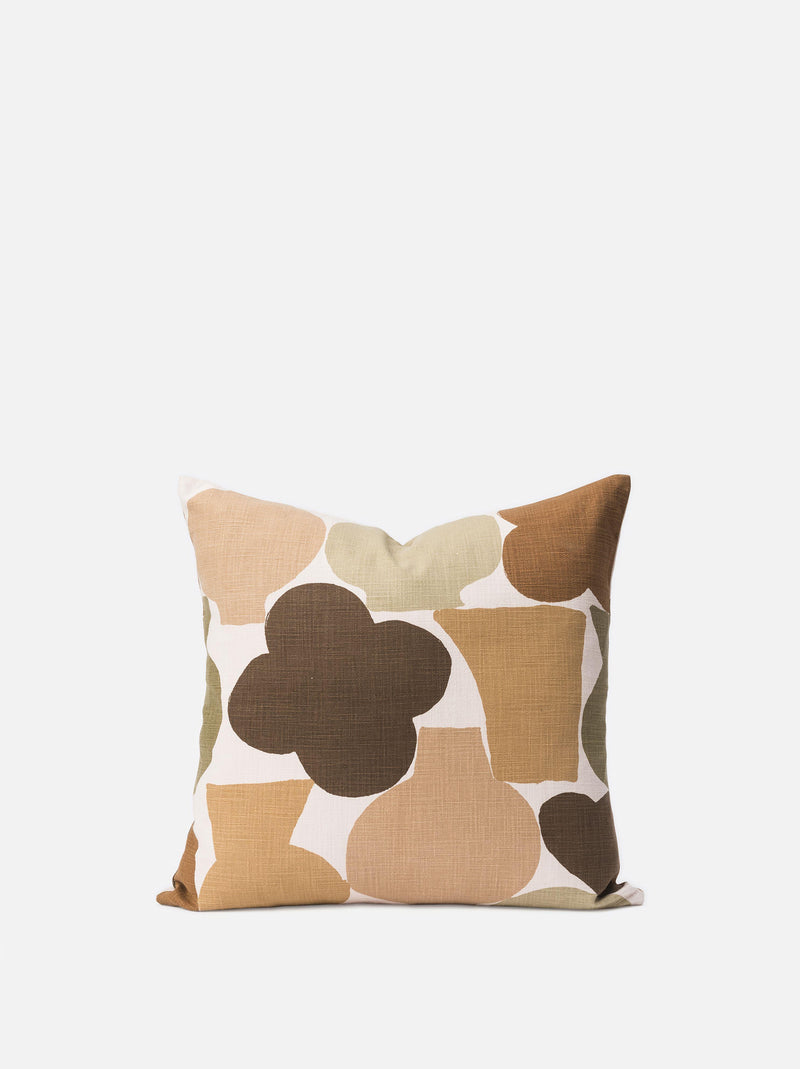 Collect Cushion Cover Toast/Multi