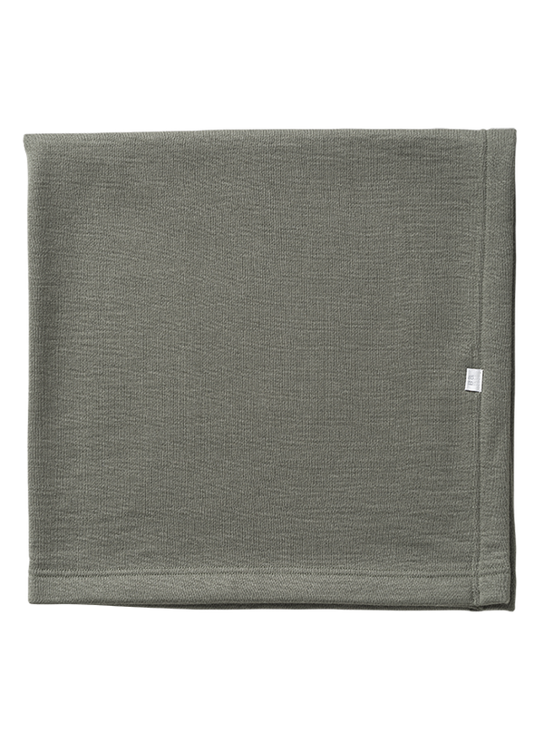 Fleece Blanket Cot Khaki