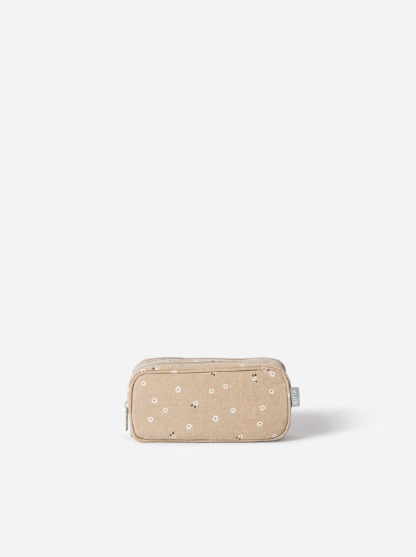 Billie Cosmetic Case Latte/Multi S