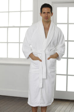 Terry Robe White XLarge