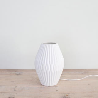 Geometric Table Lamp Small