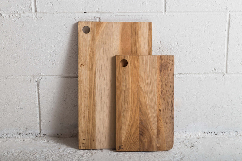 Three Cornered Chopping Board