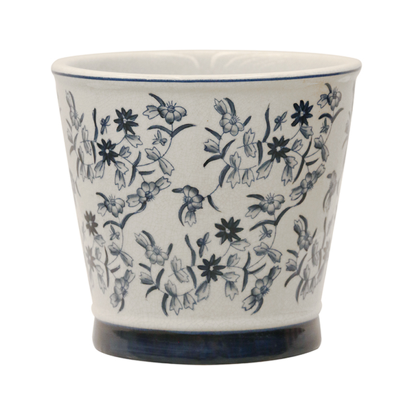 Chinese Blue & White Planter