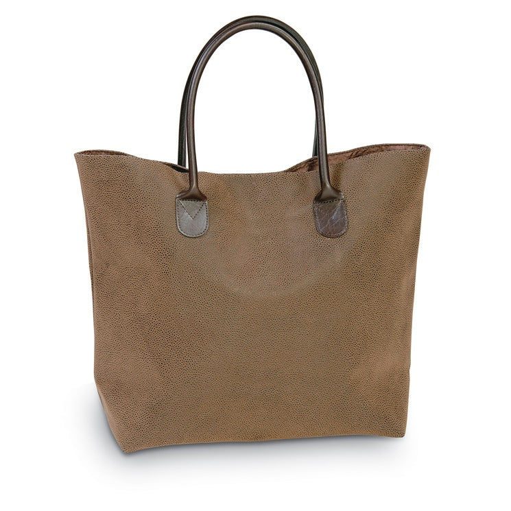 Angola Shopping Bag Brown
